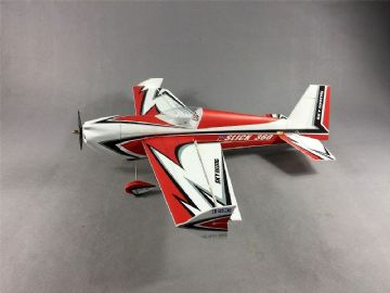 "Skywing 38"" Slick 360 - B in Red, White and Black"